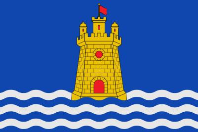 Bandera Tavernes de la Valldigna