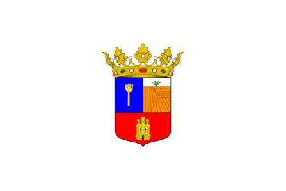Bandera Melgar de Arriba