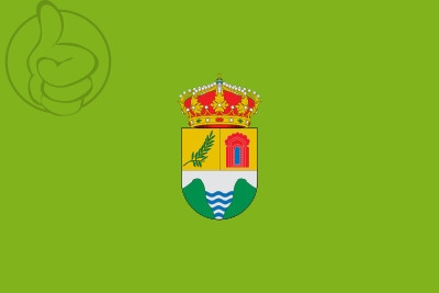 Bandera Valdilecha