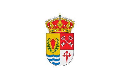 Bandera Melgar de Tera