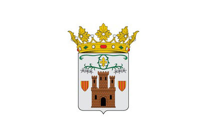 Bandera Añón de Moncayo