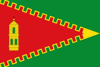 Bandera Ruesca