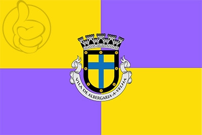 Bandera Albergaria-a-Velha