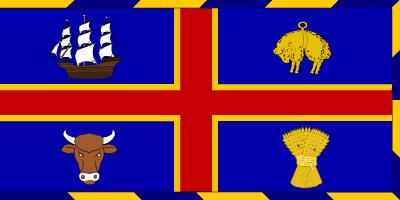 Bandera Adelaide