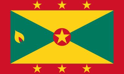 Bandera Granada (país)