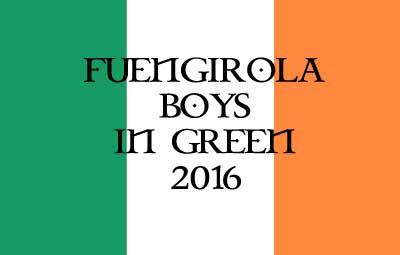 Bandera Fuengirola Boys in Green