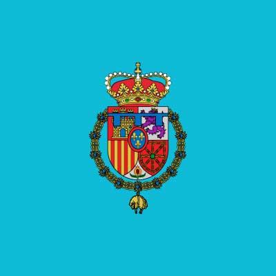 Bandera Estandarte de la Princesa de Asturias