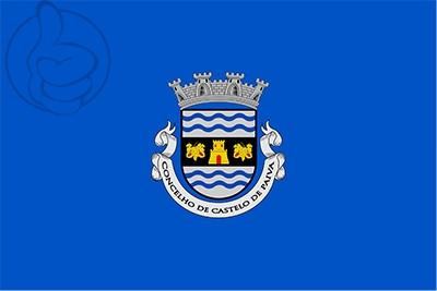 Bandera Castelo de Paiva