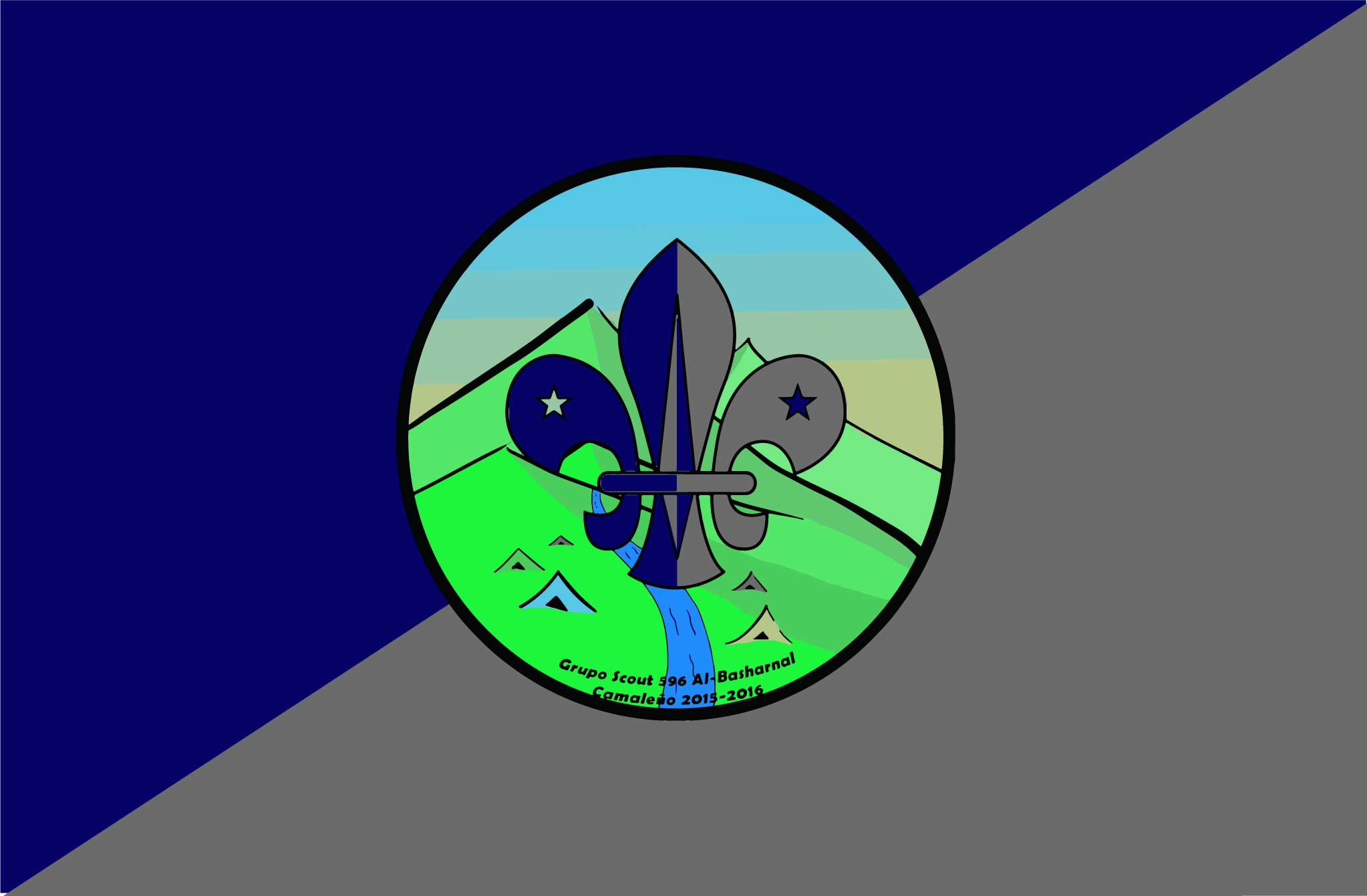 Bandera Al basharnal