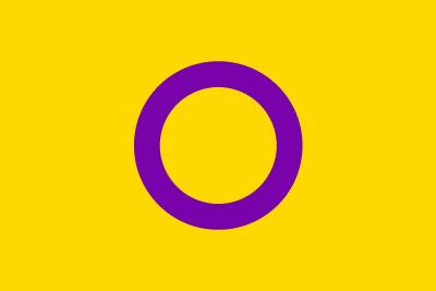 Bandera Intersexualidad
