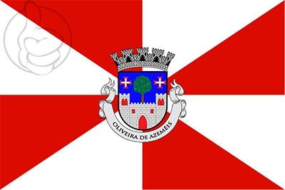 Bandera Oliveira de Azeméis