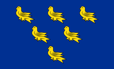 Bandera Sussex