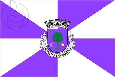 Bandera Oliveira do Bairro