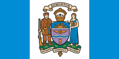 Bandera Edmonton