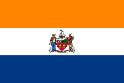 Bandera Albany, Nueva York