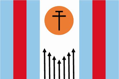 Bandera Ciudad de Corrientes