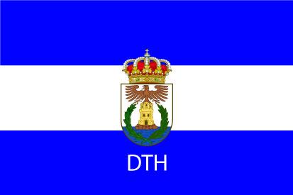 Bandera Aguilas personalizada