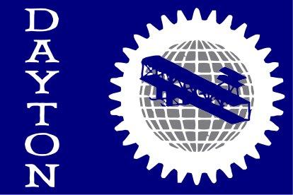 Bandera Dayton, Ohio
