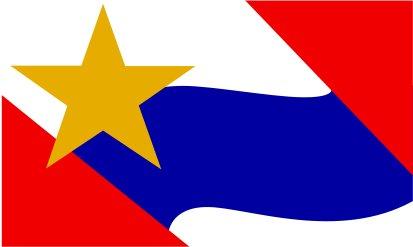 Bandera Lafayette, Indiana