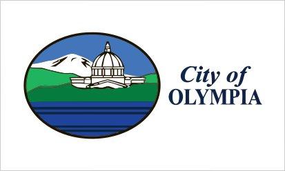 Bandera Olympia (Washington)