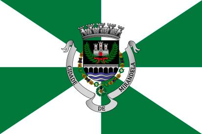 Bandera Mirandela