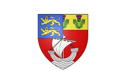 Bandera Asnières-sur-Seine