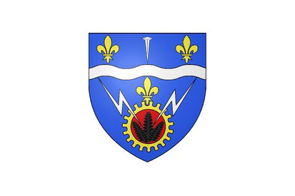 Bandera Champagne-sur-Oise