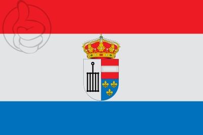Bandera San Lorenzo de El Escorial