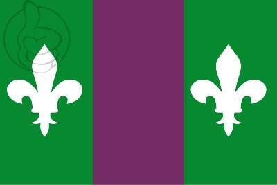 Bandera San Julián de Cerdañola