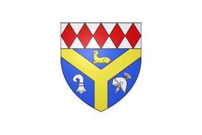 Bandera Sassierges-Saint-Germain