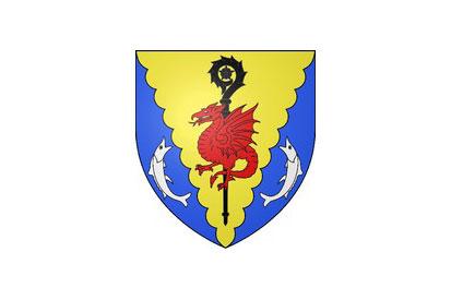 Bandera Saint-Hilaire-sur-Benaize