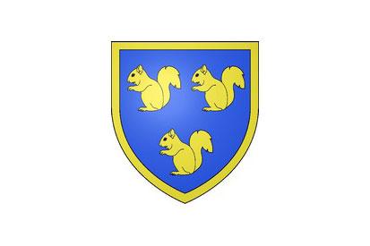 Bandera Marcilly-sur-Maulne