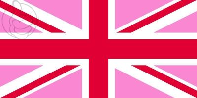 Bandera Reino Unido Gay