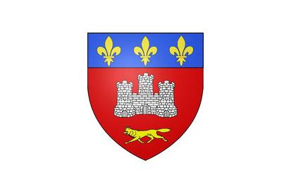 Bandera Château-Renard