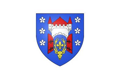 Bandera La Ferté-Saint-Aubin