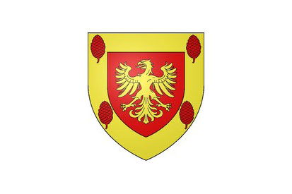 Bandera Pressigny-les-Pins