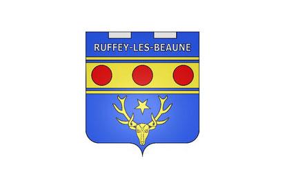 Bandera Ruffey-lès-Beaune