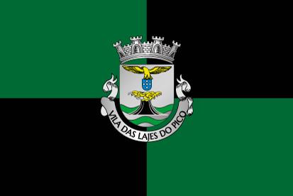 Bandera Lajes do Pico