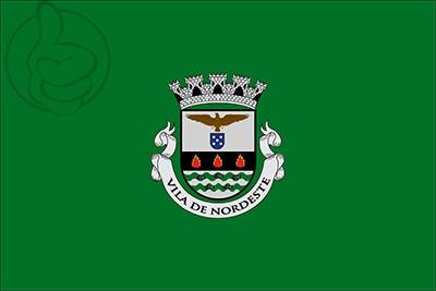 Bandera Nordeste (Açores)