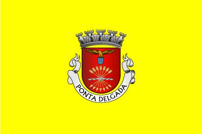 Bandera Ponta Delgada