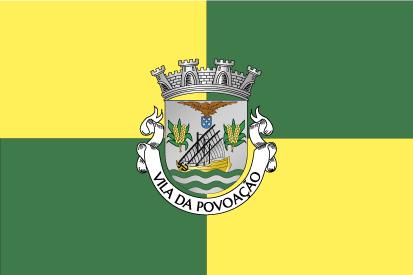Bandera Povoação (Açores)