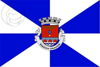 Bandera Ribeira Grande (Açores)