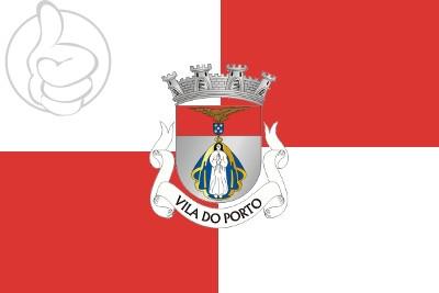 Bandera Vila do Porto