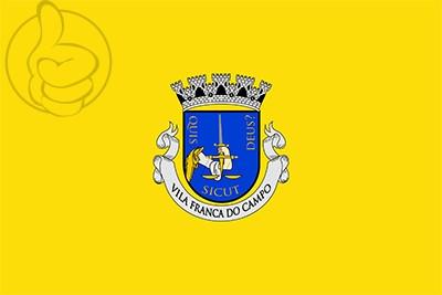 Bandera Vila Franca do Campo