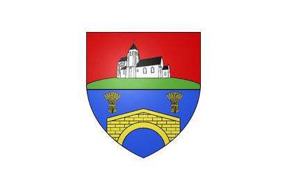 Bandera Bussy-Saint-Martin