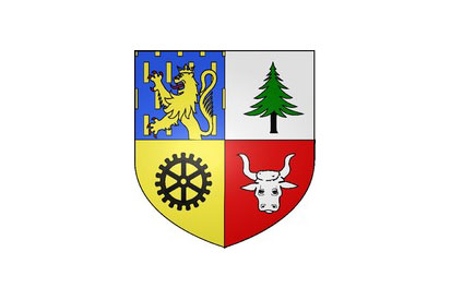 Bandera Damprichard