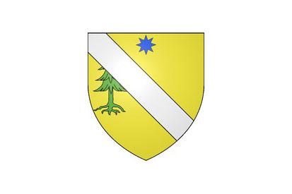 Bandera Saint-Laurent-en-Grandvaux