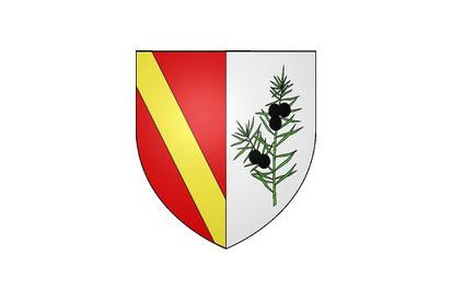 Bandera Genevreuille