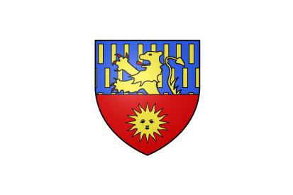 Bandera Luxeuil-les-Bains