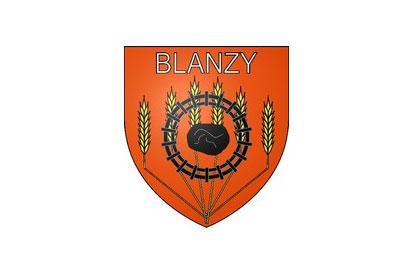 Bandera Blanzy